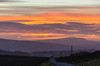 Light Show over Pendle (andythomas390) Tags: pendle bardenmoor dusk orange pink glow nikon d7000 18200mm