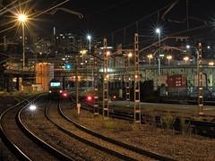 Galicia. -Estación de Ferrocarril (LUIS FELICIANO) Tags: estaciondeferrocarril vigo galicia españa nocturna ciudad urbana olympus e5 lent1260mm
