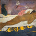 Manaò Tupapaù de P. Gauguin (Grand Palais, Paris)