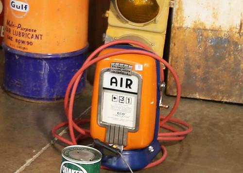 Air Pump Meter w/ Hose ($1,456.00)