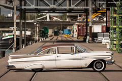 1959 Chevrolet Bel Air - Shot 1 (Dejan Marinkovic Photography) Tags: 1959 chevrolet chevy bel air impala american classic car lowrider coupe oldstyle airride side profile