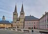 Berchtesgaden (mur_en) Tags: berchtesgaden schloss stiftskirche church castle schlossplatz