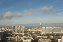 IMG_9725 (Mike Pechyonkin) Tags: 2017 moscow москва sky небо cloud облако house дом skyscraper небоскрёб chimney труба road дорога roof крыша supertakumar11450