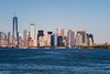 One WTC y Lower Manhattan desde el ferry de Staten Island. (Luis Pérez Contreras) Tags: viaje eeuu usa trip 2017 olympus m43 mzuiko omd em1 nyc newyork nuevayork estadosunidos one wtc y lower manhattan desde el ferry de staten island