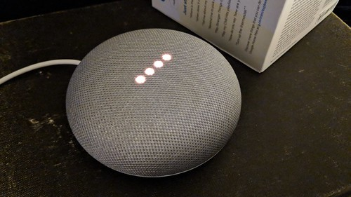 Google Home Mini by cubicgarden, on Flickr