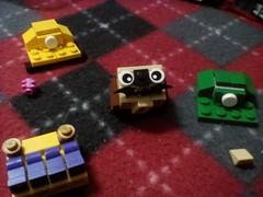 unnamed-1 (Mr Lego Customs) Tags: lego nintendo mario luigi wario