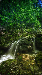 Vacances Chartreuse 3 (jazz Ferry) Tags: jazzfotograff jasonferry canoneos canon5dmark3 canon5dmarkiii canon french photoofyourday flickr landscape savoie cirquedesaintmeme massifdechartreuse waterfalls forest guiers