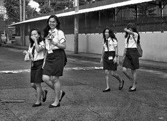 Students (Beegee49) Tags: student medical nurses filipina bacolod city philippines