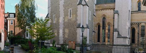 temple churchyard