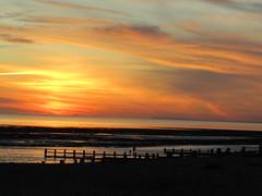 IMG_4264 (wallygrom) Tags: england westsussex eastpreston kingstongorse beach seaside sky sunset evening