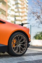 Lamborghini Huracán Performante (lu_ro) Tags: lamborghini huracán performante italy italia sony a7 50mm citylife milan orange sport hyper