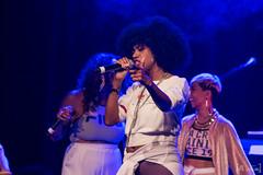 Rimas & Melodias (will.santana) Tags: rimasmelodias rap music rb brasil show concert woman black hair retrato mulher