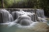 Luang Prabang - Kuang Si Waterfalls (Rolandito.) Tags: southeast south east asia laos lao pdr luang prabang waterfall wasserfall kung si kuang
