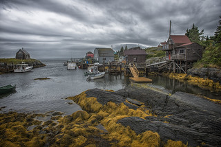 Blue Rocks, Nova Scotia