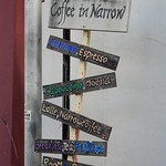 Coffees Sign thumbnail