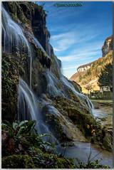 Cascade des Tufs - Baume-les-Messieurs - Jura (jamesreed68) Tags: chute water waterfall jura france falaise baumelesmessieurs tufs canon eos 600d