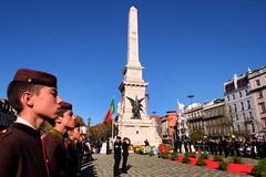 1 de dezembro - Cerimónia da Restauração da Independência