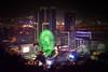 美麗華_修圖 (老廢渣) Tags: 劍南山夜景 劍南山 美麗華 內湖 夜景 miramar ferris wheel edit image