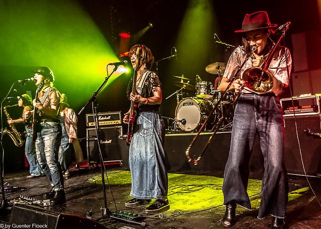28.11.2017 - Ore Ska Band (JAP); Oregano (A)