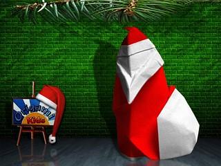 Santa Claus 1 by Giang Dinh