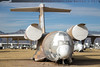 72-1874 Boeing YC-14A [2] - US Air Force - 309th AMARG / Davis-Monthan AFB - 3 November 2017 (Leezpics) Tags: boeing cargoaircraft davismonthanafb 3november2017 militaryaircraft 721874 prototypeaircraft yc14a transport usaf usairforce amarg arizona boneyard amarc tucson