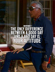 The only difference between a good day and a bad day is your attitude. (motivirus) Tags: motivation motivational selfmotivation selfimprovement self improvement inspiring inspirational succeed secrets success