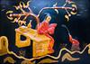 Chinese Monalisa 🎨 Handmade ArtWork Illustration Art Artful Artfair La Joconde Paint Painting Piece Of Art Casual Visual Witness Mobilephotography Shootermag AMPt_community Vscocam VSCO Snapseed AndroidPhotography Androidography Oilpaint Multi Colored (Achwaq Khalid) Tags: chinese monalisa handmade artwork illustration art artful artfair lajoconde paint painting pieceofart casual visualwitness mobilephotography shootermag amptcommunity vscocam vsco snapseed androidphotography androidography oilpaint multicolored opentointerpretation