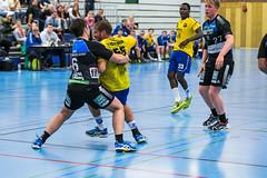 HSG Neuss- Düsseldorf II - TV Jahn Köln-Wahn-51 (marcelfromme) Tags: handball team teamsport indoor sport sportphotography nikon nikond500 sigma sigmaart sigma50100 cologne cgn köln düsseldorf