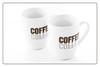 Coffee Coffee... (Daniela 59) Tags: 7dwf 7dayswithflickr cup coffee coffeecup blackandwhite highkey stilllife thursdaythemebwandsepia danielaruppel
