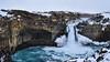 Aldeyjarfoss (danielfj91) Tags: iceland nature landscape aldeyjarfoss water river ice waterfall waterfalls north