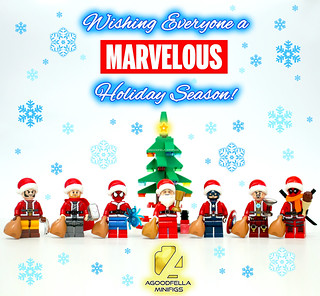 MARVELOUS Holidays to All! ⛄🎄🎅 [HOLIDAYS]
