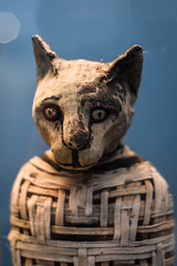 Mummy of a cat (mellting) Tags: britishmuseum england greatbritain london nikond500 uk bloggad flickr instagram matsellting mellting nikkor5018 nikon mummy mummyofacat catmummy egyptian