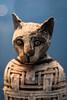 Mummy of a cat (mellting) Tags: britishmuseum england greatbritain london nikond500 uk bloggad flickr instagram matsellting mellting nikkor5018 nikon mummy mummyofacat catmummy egyptian