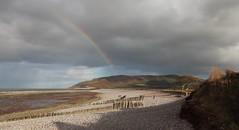 Johnny Cash at Porlock (tog@goldenhour) Tags: maninblack johnnycash fun porlockbay handheld seascape rainbow toggoldenhour nationalpark uk canoneos600d