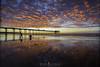 Getting the Perfect Shot (ihikesandiego) Tags: la jolla sunset scripps pier san diego beach