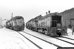 Union Pacific in the 1970s (jamesbelmont) Tags: emd dd35a dd35 gp30 tr5 gp9 provo utah unionpacific railway
