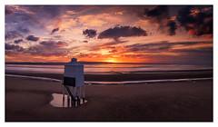 Burnham Lighthouse sunset (tim_allen) Tags: burnham lighthouse sunsets sea seascape seaside beach drone mavic