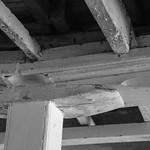 Old roof beams thumbnail