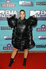Noa Kirel attends the MTV EMAs 2017 held at The SSE Arena, Wembley on November 12, 2017 in London, England. (Photo by Andreas Rentz/Getty Images for MTV)