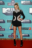 Becca Dudley attends the MTV EMAs 2017 held at The SSE Arena, Wembley on November 12, 2017 in London, England. (Photo by Andreas Rentz/Getty Images for MTV)