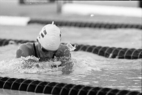 100 Swimming EM 1991 Athens