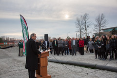 Kress Family Outdoor Recreation Complex Dedication - 11/13/17