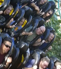 Doug and Chad - Coaster Ride (renedrivers) Tags: buschgardens busch gardens tampa bay renedrivers rchan415 florida
