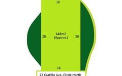 22 Castillo Avenue, Clyde North VIC
