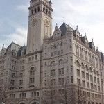 Trump International Hotel - Formerly Old Post Office  - Exterior -  Washington DC thumbnail