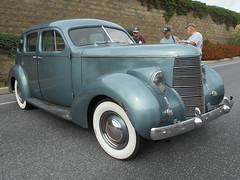 1938 Studebaker Commander (splattergraphics) Tags: 1938 studebaker commander carshow aaca aacaeasterndivisionfallmeet antiqueautomobileclubofamerica hersheypa