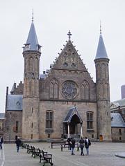 Ridderzaal (Eric de Redelijkheid) Tags: denhaag binnenhof netherlands nederland ridderzaal