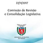 Reunião da Comissão de Revisão e Consolidação Legislativa