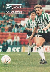 Plymouth Argyle vs Blackburn Rovers - 1991 - Page 8 (The Sky Strikers) Tags: plymouth argyle blackburn rovers barclays league division two home park programme one pound