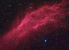 California Nebula (NGC1499) in HaRGB (Andrew Klinger) Tags: